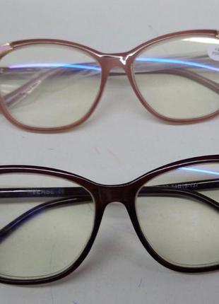Женские очки для зрения Blue Blocker