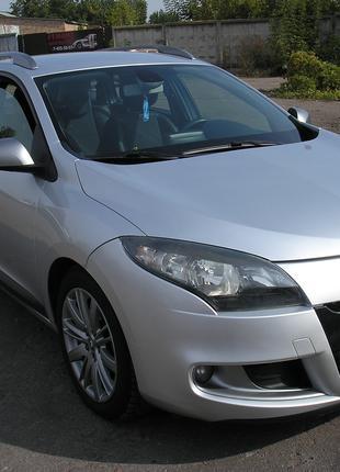 Renault Megane 1,5 DCI AT