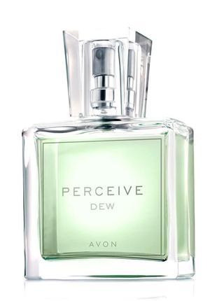 Розпродаж!!! avon ейвон эйвон парфумна вода perceive dew (30 м...