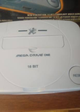 Sega mega drive one 16BIT
