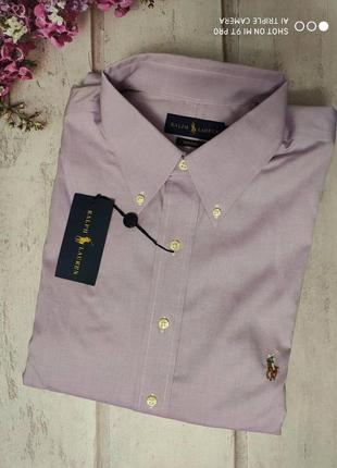 Рубашка ralph lauren рр.17-38\39
