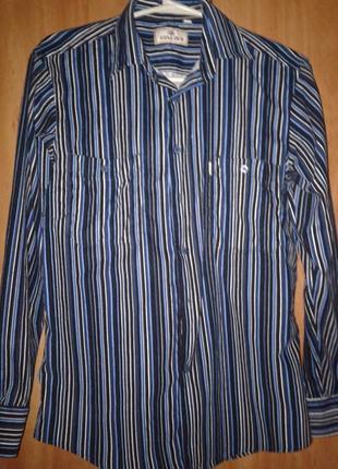 Тёплая рубашка,сollin's, 39 p, на 14-15 лет