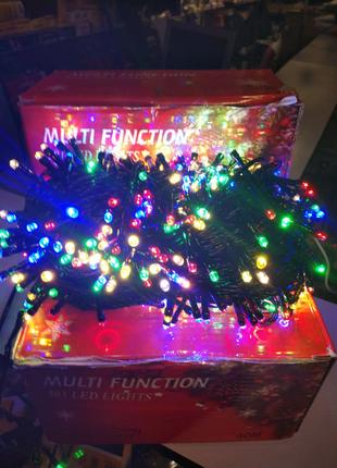Гирлянда светодиодная NY - 501 LED x 40 м Color