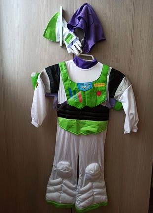 Карнавальный костюм на 3 год. Базз история игрушек
