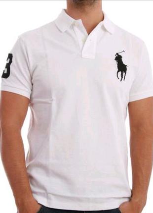 Стильна футболка фірма polo ralph lauren розмір M/XL/XXL .