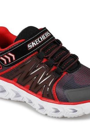 Skechers 37 р светящиеся кроссовки кросы