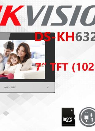IP видеодомофон Hikvision DS-KH6320-TE1 -WTE1