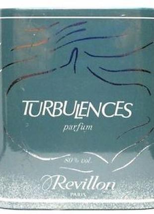 turbulences revillon