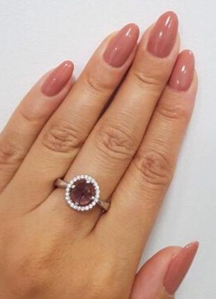 Кольцо серебро 925 лк0031