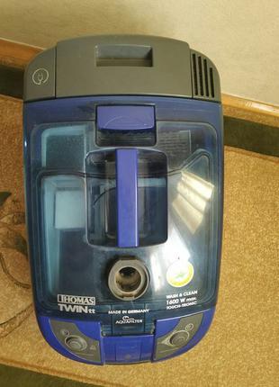 Моющий пылесос Thomas Twin TT. Рабочий