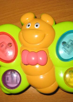 Музыкальная игрушка Бабочка