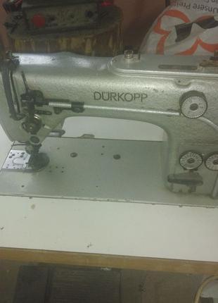 Професійна промислова німецька швейна машинка Durkopp