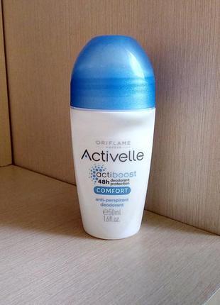 Шариковый дезодорант-антиперспирант с ухаживающим комплексом a...