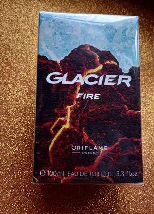 Мужская туалетная вода Glacier Fire
