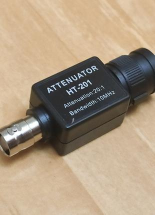 Hantek HT-201 пассивный аттенюатор 20: 1 для осциллографа до 300В