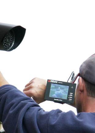 Установка видеонаблюдения, домофонов, контроля доступа КАЧЕСТВО!