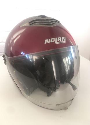Мото шлем Nolan n43 Trilogy Италия