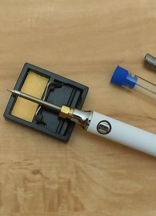 USB паяльник Handskit 8W быстрого нагрева с регулировкой 330-450С