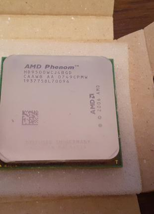 Процессор Х4 AMD Phenom X4 9500 Socket AM2+ (9500)