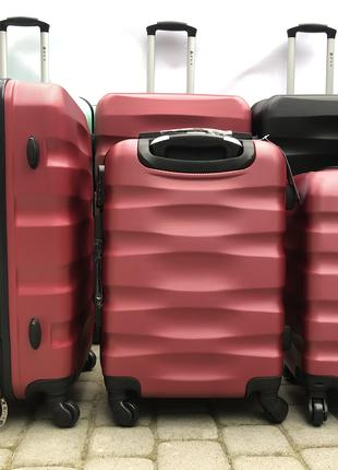 Fly 1113 ПОЛЬЩА валіза/чемодан/сумка/ручна поклажа
