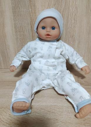 Кукла пупс, 38 см.