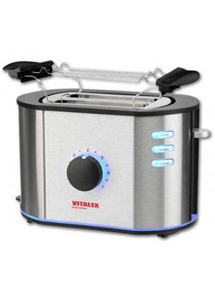 Тостер vitalex VT 5019