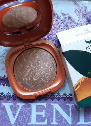 Sicilian notes baked bronzer!осенняя коллекция!оттенок 02! зап...