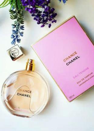 Женская туалетная вода Chanel Chance Eau Tendre