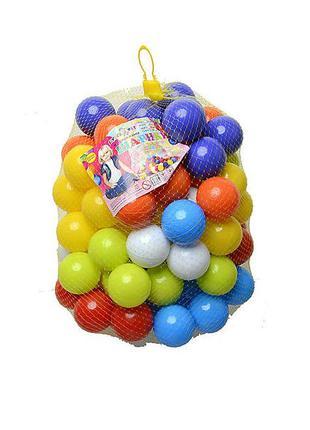 Набор мягких шариков для сухого бассейна
