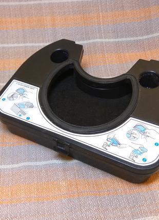 Фильтр в корпусе (с крышкой) под колбу для пылесоса Samsung SC650