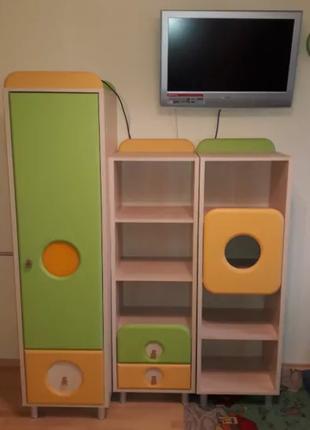 Набор мебели для детской комнаты Снайт (Snite) серии «Малыш»