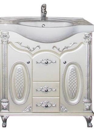 Тумба для ванной комнаты: Наполеон 295;