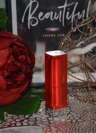 Фирменная помада для губ maybelline new york color sensational