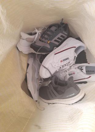 Сток обуви та одежды из Германии оптом. DGW, SPm (2+1), SP1. Р...