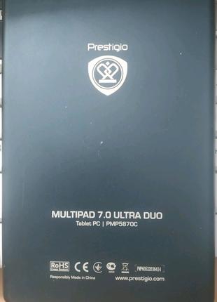 Prestigio pmp5870c на запчасти