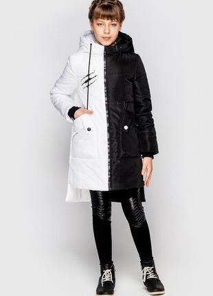 Куртка для девочки, подростковая, демисезонная.