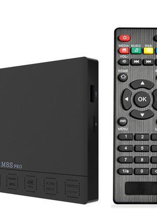 Smart TV Box Mini M8s Pro