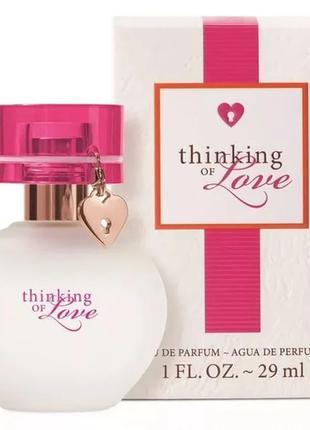 "Парфюмированная вода ""Thinking of Love""/ Думая о любви"