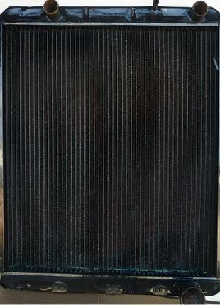 Радиатор охлаждения двигателя МАЗ 533602 3-х рядный