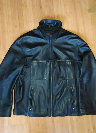 Куртка VIRADO кожа натуральная, лайка размер 52-54