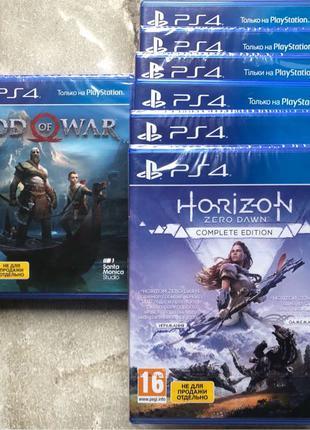 Игры для Sony PlayStation 4. НОВЫЕ !!!