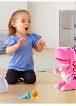 Акция! Оригинал США Развивающая игрушка Динозаврик от VTech