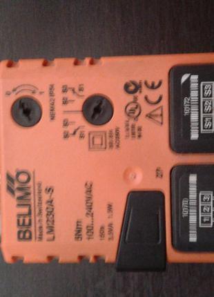 Электрический Привод BELIMO LM230A-S. Belimo Оригинал.