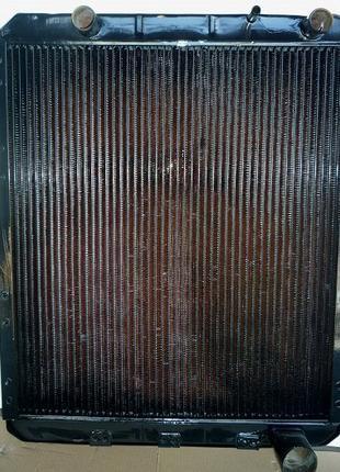 Радиатор охлаждения двигателя МАЗ 4-х рядный (Евро)