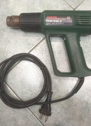 Фен технический Bosch PHG 530-2 1600W Typ 0603090003