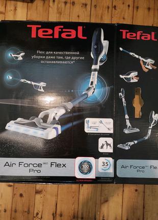 Пылесос TEFAL Air Force 360 Flex Pro аналог ROWENTA Flex 560