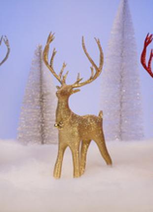 Декор Декораивный Новогодний Рождественский  Олень