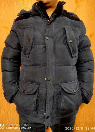 Куртка зимняя, парка, 46-48 разм. Теплющая! Киев