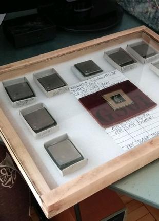 Настольная коллекция процессоров Intel Pentium 4, 3.0GHz/1M/800