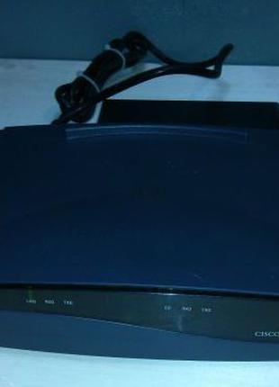 Маршрутизатор Cisco 805 без wifi